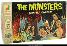 1960s Munsters Board Game