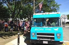 100 Food Trucks Boston Schedule Truck Festivals Magazine