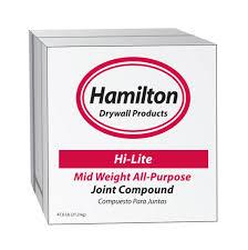 Hamilton Hi Lite Mid Weight All Purpose Joint pound 3 5