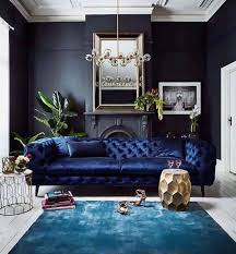 100 Latest Sofa Designs For Drawing Room 28 Gorgeous Living Rooms With Black Walls That Create Cozy Drama