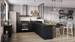 cuisine mezzo cuisine ouverte 16 modèles de cuisiniste côté maison