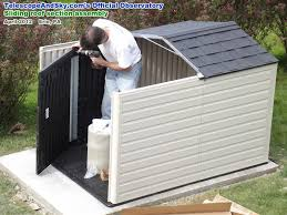 Rubbermaid Slide Lid Storage Shed Shelves by How To Install Rubbermaid Shed Roof Download Full Software