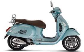 Piaggio Vespa 70th Anniversary Edition