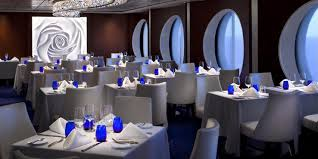 Celebrity Infinity Deck Plans 2015 by Celebrity Infinity Dining Restaurants U0026 Food On Cruise Critic