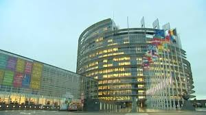 siege parlement europeen parlement européen des précaires réclament un cdi 3