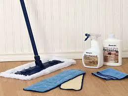 Bona Hardwood Floor Spray Mop Kit by Hoover Hardwood Floor Cleaning Solution Mop Lowes Mopping