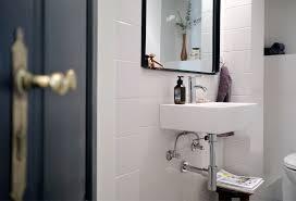 eighties gästetoilette im neuen look budget renovierung in