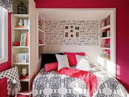 Bedroom Ideas Awesome Cool Pink Colored Minimalist Room