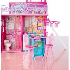 Barbie Glam Vacation House 3334