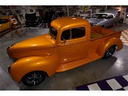 1941 Ford Pickup For Sale | ClassicCars.com | CC-997973 1941 Ford Pickup T106 Dallas 2011 41 Dave Pozzi South City Rod And Custom Ed Sears Named Goodguys 2017 Scotts Hot Rods Truck Of The Projects The Scrappy 34 Pickup Hamb Large Photo Classic Panel Mgnw Pin By Peter Roberts On Pinterest Ford Truck With A Fe 428 Youtube Granddads Might Embarrass Your Muscle Car 1940 Patina Google Search Trucks Backed Record Ad Love Old Trucks Pickups