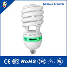 china 65w 85w e27 e40 spiral compact fluorescent bulbs china