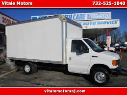 100 24 Foot Box Truck For Sale Commercial S Vans Cars In South Amboy Vitale Motors