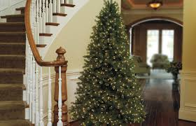 Pre Lit Christmas Tree Canada by Light Up The Holidays Seasonal Home Lighting Tips From Ge