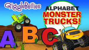 Learn ABCs | Monster Trucks | GiggleBellies - YouTube Monster Truck Stunts Trucks Videos Learn Vegetables For Dan We Are The Big Song Sports Car Garage Toy Factory Robot Kids Man Of Steel Superman Hot Wheels Jam Unboxing And Race Youtube Children 2 Numbers Colors Letters Games Videos For Gameplay 10 Cool Traxxas Destruction Tour Bakersfield Ca 2017 With Blippi Educational Ironman Vs Batman Video Spiderman Lightning Mcqueen In