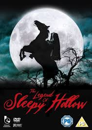 The Haunted Pumpkin Of Sleepy Hollow by The Legend Of Sleepy Hollow 1999 Dvd Amazon Co Uk Brent