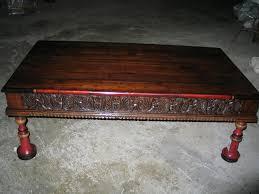 Gujarati Haveli Furniture