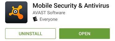 1Avast Mobile Security & Antivirus