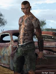 Slayer Tattoos Raijin Yakuza Slayer Marketplace Secondli
