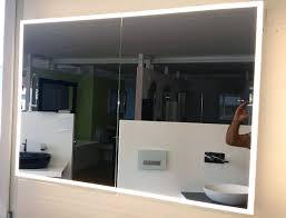 spiegelschrank illuminato keller breite 90 cm 2 türig
