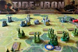 Tide Of Iron Game Experience