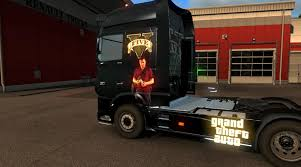 100 Gta 5 Trucks And Trailers GTA SKIN 124 ETS2 Mods Euro Truck Simulator 2 Mods ETS2MODSLT