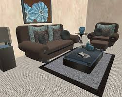 Brown And Teal Living Room by 19 Best Living Room Decor Images On Pinterest Living Room Decor