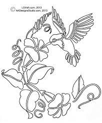 free hummingbird pattern by lora irish pyrography patterns