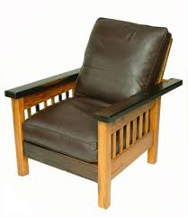 Stickley Furniture Leather Recliner by Morris Chair Wikipedia