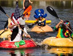 Nh Pumpkin Festival 2016 by Ginormous Pumpkin Regatta 2016 Daybreak Utah