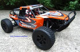 100 Baja Rc Truck RC Electric Trophy Style 24G 4WD 110 Scale 1 Year