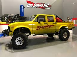 100 Car And Truck EVERYBODYS SCALIN RC4WD BAYWATCH TRUCK Big Squid RC RC