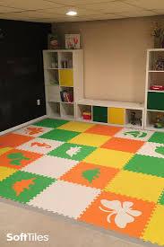 Foam Floor Mats Baby by Best 25 Playroom Flooring Ideas On Pinterest Basement Gym Gym