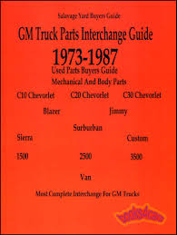 PARTS MANUAL CHEVROLET GMC TRUCK INTERCHANGE PICKUP CHEVY GM 73-87 ... Trio Of New Ecotec3 Engines Powers Silverado And Sierra See This Instagram Photo By Squarebodysyndicate 5397 Likes Gm 10 Rare Rowdy Special Edition Trucks Chevrolet Vintage Trucks Classic 1936 12 Ton Pick Up Street Rod For Sale 1980 Gmc Truck Parts Book Medium Duty School Bus Chassis All Out Custom Sparks Speed Shops Oneofakind 1949 1981 Chevytruck 81ct8036c Desert Valley Auto 72 Chevy Truck 6772 Pickup Suburbans 1984 Steel Tilt W7r042 Chevy Accsories 2016 Best 1955 Floor Matsgm Interior Soft Goods Carpet 798 Best 19646566 Images On Pinterest