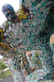 the mosaic tile house in venice ca la photography
