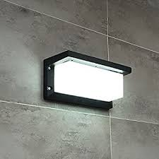 lightess wall sconce led wall light outdoor waterproof bulkhead