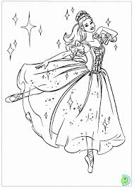 Christmas Nutcracker Coloring Pages Printable