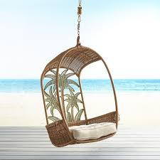 Pier One Papasan Chair Weight Limit by Palm Leaf Swingasan Pier 1 Imports