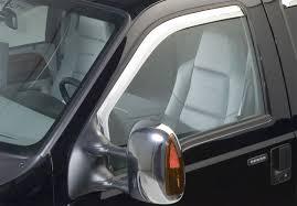 100 Window Visors For Trucks Putco Element Deflectors InChannel Rain Ship Free