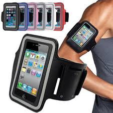 Sports Running Jogging Gym Armband Arm Band Case Cover Holder for