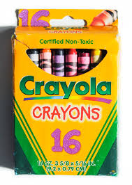 Crayola Bathtub Crayons Walmart by 16 Count Crayola Crayons Including Indian Red What U0027s Inside The