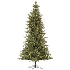 Dunhill Fir Christmas Trees by Christmas Trees Slim Pre Lit Best Upc Product Image For U