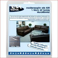 kit réparation canapé cuir réparer canapé cuir déchiré offres spéciales kit reparation cuir