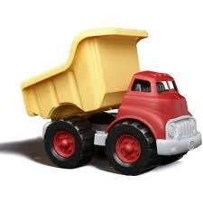 Dump Truck Green Toys - FUNdamentally Toys