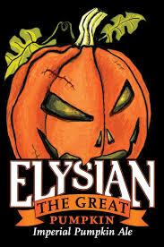 Harvest Moon Pumpkin Ale by Elysian Brewing U0027s 10th Annual Great Pumpkin Beer Festival
