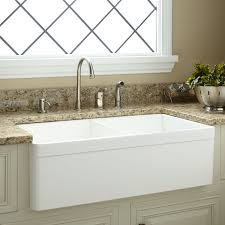 Double Farmhouse Sink Bathroom by Decorative Farmhouse Sink Signature Hardware