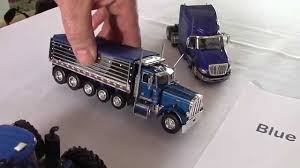 Blue Trucks In Honor Of David Beasley At The 2015 LaFayette Farm Toy ... Farm Toys For Fun A Dealer Amazoncom Tomy Big Peterbilt Semi Vehicle With Lowboy Trailer Diorama 164 Scale Diecast Cars Trucks Pinterest 1 64 Custom Farm Trucks 5000 Pclick Whosale Toy Truck Now Available At Central Items 40 Long Haul Trucker Newray Ca Inc Ertl Dump By Tomy Ardiafm Vtg Marx Farm Truck Tin Litho Plastic Battery Operated Boxed Ebay Downapr04 Buddy L Intertional Dump Truck Ride Em For Sale Sold Antique 116th Big 367 Grain Box