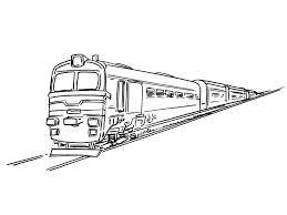 19 Dessins De Coloriage Wagon À Imprimer Intérieur Coloriage Train