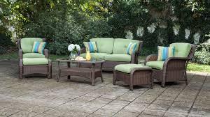 Patio Outdoor Wicker Patio Furniture
