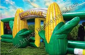 Pumpkin Patch Near Chandler Az by Inflatable Corn Maze Rental Phoenix Az Inflatable Maze Rentals