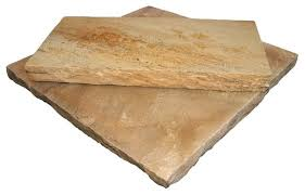 fossil rustic caps pool copings cut 12x24 sandstone